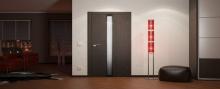 Комнатные металлические двери
