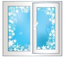 Подготавливаем металлопластиковые окна в зиме