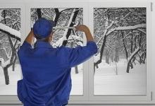 Остекление балконов зимой – все «за» и «против»