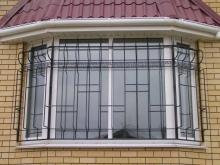 решетки на окна кривой рог