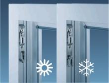 В какое время года лучше менять окна