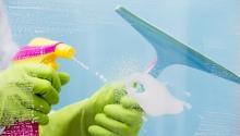 Как мыть окна без разводов (видео)